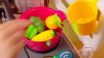 Little Tikes Cook 'n' Learn Smart Kitchen TV Spot, 'Cooking Up Fun' - Thumbnail 8