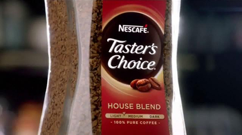 Nescafe Taster\'s Choice TV Spot, \'Simple\'