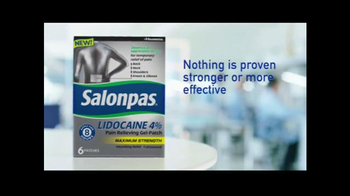Salonpas Lidocaine TV Spot, 'World Leader' - Thumbnail 9