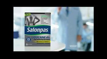 Salonpas Lidocaine TV Spot, 'World Leader' - Thumbnail 4