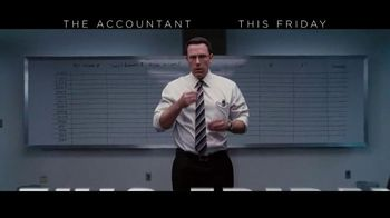 The Accountant - Alternate Trailer 37