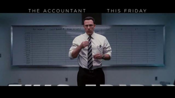The Accountant - Alternate Trailer 37