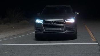 2017 Audi Q7 TV Spot, 'Turn Assist'