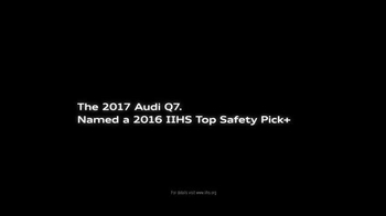 2017 Audi Q7 TV Spot, 'Turn Assist' - Thumbnail 6