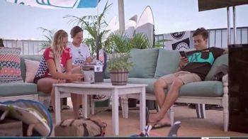 World Surf League TV Spot, 'Beach Breaks: Radio Love'
