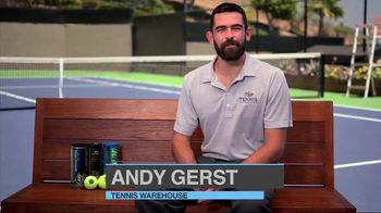Tennis Warehouse TV Spot, \'Gear Up: Tennis Balls Explained\'