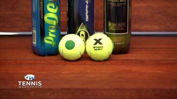 Tennis Warehouse TV Spot, 'Gear Up: Tennis Balls Explained' - Thumbnail 3