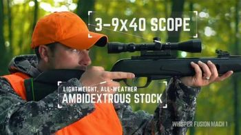 GAMO Whisper Fusion Mach 1 TV Spot, 'Pest Control, Recreation and Hunting'