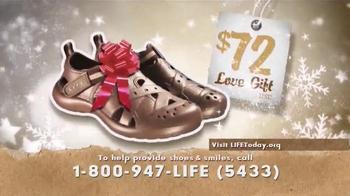 LIFE Outreach International TV Spot, 'Christmas Shoes' - Thumbnail 5