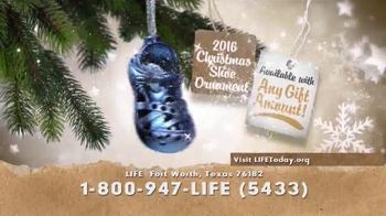 LIFE Outreach International TV Spot, 'Christmas Shoes' - Thumbnail 6