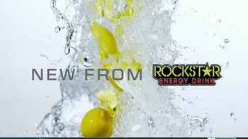 Rockstar Pure Zero Lemonade TV Spot, 'Refreshing Energy' - Thumbnail 2