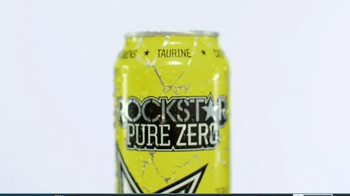 Rockstar Pure Zero Lemonade TV Spot, 'Refreshing Energy' - Thumbnail 3