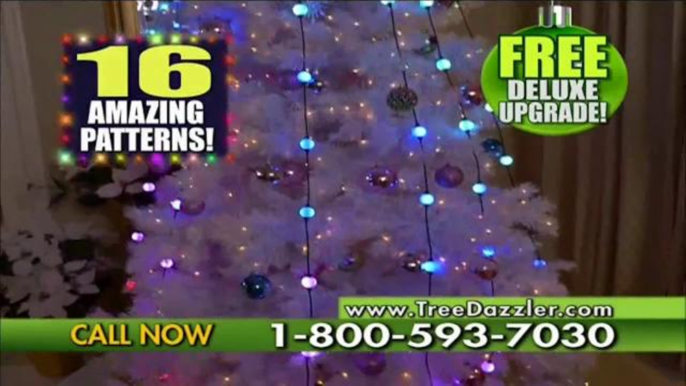 Tree Dazzler Tv Commercial A Fast And Easy Light Show