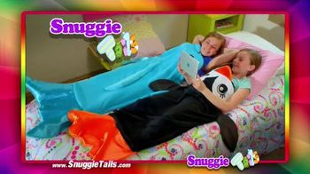 Snuggie Tails TV Spot, 'Underwater Characters'