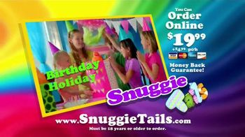 Snuggie Tails TV Spot, 'Underwater Characters' - Thumbnail 10