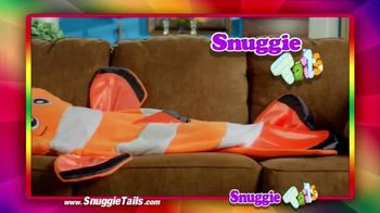 Snuggie Tails TV Spot, 'Underwater Characters' - Thumbnail 4