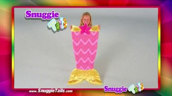 Snuggie Tails TV Spot, 'Underwater Characters' - Thumbnail 5