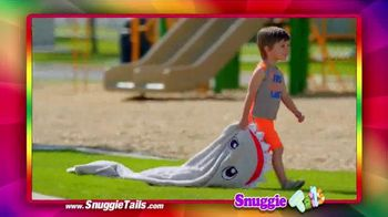 Snuggie Tails TV Spot, 'Underwater Characters' - Thumbnail 7