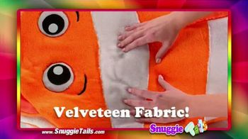 Snuggie Tails TV Spot, 'Underwater Characters' - Thumbnail 8