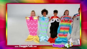 Snuggie Tails TV Spot, 'Underwater Characters' - Thumbnail 9