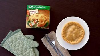 Marie Callender's Turkey Pot Pie TV Spot, 'Keep Warm' - Thumbnail 9