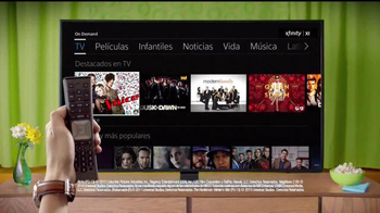 XFINITY X1 Entertainment Operating System TV Spot, 'Opciones' [Spanish] - Thumbnail 3