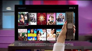 XFINITY X1 Entertainment Operating System TV Spot, 'Opciones' [Spanish] - Thumbnail 4