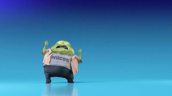 Mucinex 12 hour TV Spot, 'Dragging' - Thumbnail 9