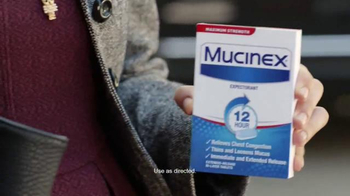 Mucinex 12 hour TV Spot, 'Dragging' - Thumbnail 3