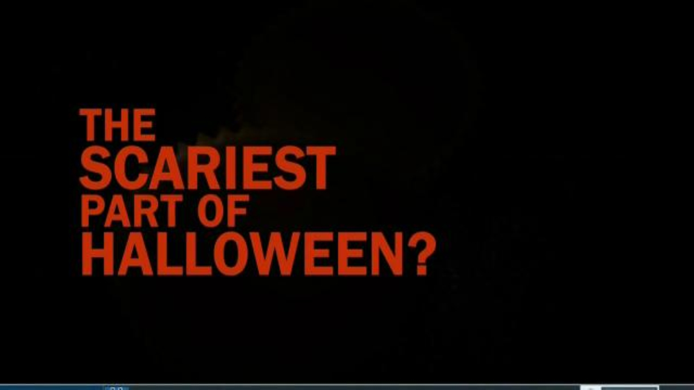 Reese's TV Commercial, 'Scary Halloween' - Video