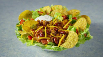 Wendy's Taco Salad TV Spot, 'You're Welcome' - Thumbnail 8