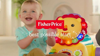 Fisher Price Sit, Stride & Ride Lion TV Spot, 'More Than Walking' - Thumbnail 9