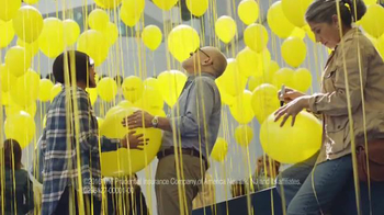 Prudential TV Spot, 'The Prudential Balloons Experiment' - Thumbnail 3