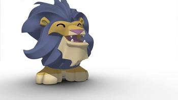 National Geographic Animal Jam TV Spot, 'Lion Flat' - Thumbnail 3