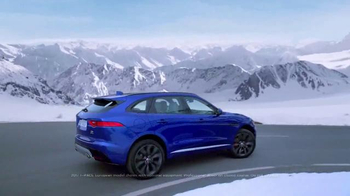 2017 Jaguar F-PACE TV Spot, 'British Intelligence' Feat. Stephen Hawking - Thumbnail 2