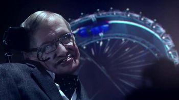 2017 Jaguar F-PACE TV Spot, 'British Intelligence' Feat. Stephen Hawking