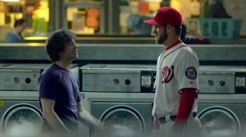 T-Mobile One TV Spot, 'Nats vs. Socks' Featuring Bryce Harper - 265 commercial airings