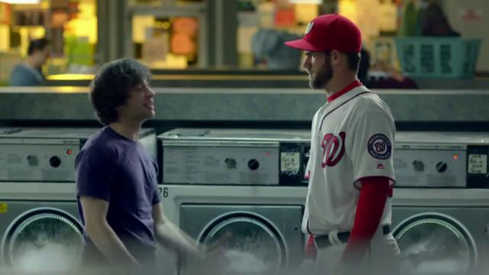 T-Mobile One TV Commercial, 'Nats vs. Socks' Featuring Bryce Harper