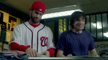 T-Mobile One TV Spot, 'Nats vs. Socks' Featuring Bryce Harper - Thumbnail 2