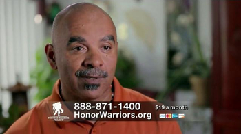 Wounded Warrior Project TV Spot, 'Honor & Support' - Thumbnail 9