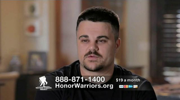 Wounded Warrior Project TV Spot, 'Honor & Support' - Thumbnail 5