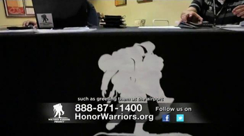 Wounded Warrior Project TV Spot, 'Honor & Support' - Thumbnail 6