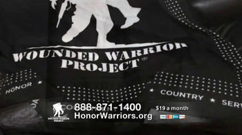 Wounded Warrior Project TV Spot, 'Honor & Support' - Thumbnail 7