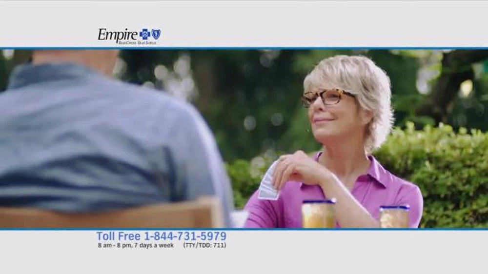 Empire Blue Cross and Blue Shield TV Commercial, '2017 ...
