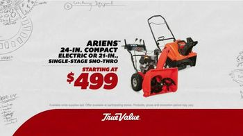 True Value Hardware TV Spot, 'The Value of a Moment in Time: Fall Yardwork'