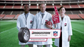 Bridgestone TV Spot, 'Performance Moment: Raiders vs. Ravens' - 1 commercial airings