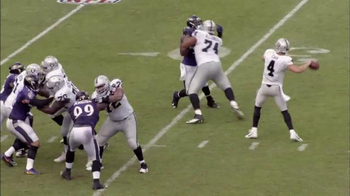 Bridgestone TV Spot, 'Performance Moment: Raiders vs. Ravens' - Thumbnail 3