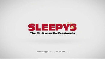 Sleepy's Columbus Day Sale TV Spot, 'Nearly Every Mattress' - Thumbnail 6
