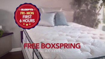 Sleepy's Columbus Day Sale TV Spot, 'Nearly Every Mattress' - Thumbnail 3