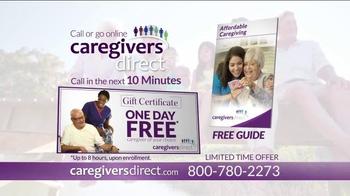 CaregiversDirect TV Spot, 'Find Your Perfect Caregiver' - Thumbnail 9